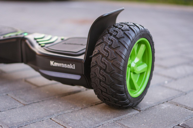 Kawasaki Balance Scooter KX-CROSS8.5 - recenzja hoverboarda