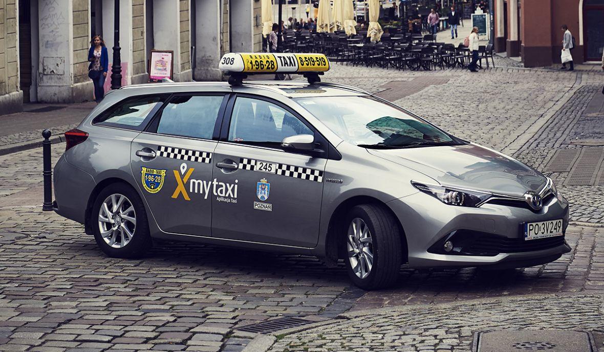 myTaxi wjeżdża do Poznania i nawiązuje współpracę z kolejną korporacją