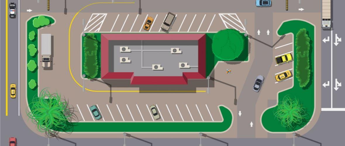 Z polskim NaviParkingiem znalezienie miejsca parkingowego nie będzie problemem. Możesz już pobrać nową aplikację