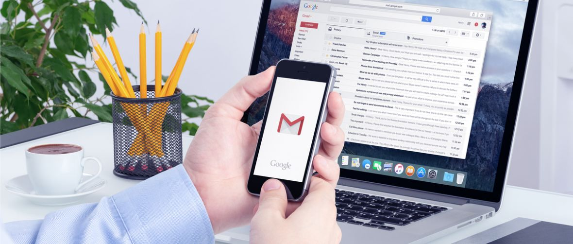 use Gmail even without an internet connection