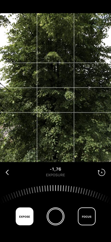 obscura 2 aplikacja foto iphone