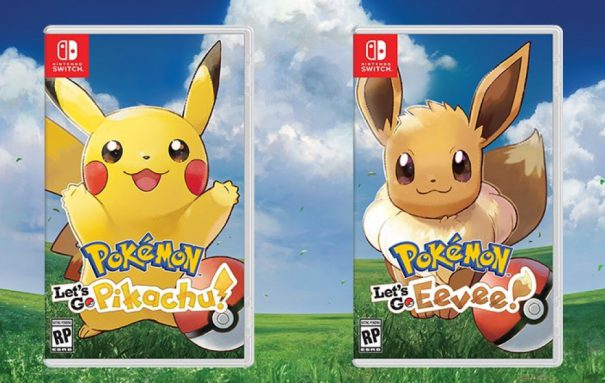 pokemon lets go pikachu eevee nintendo switch 7