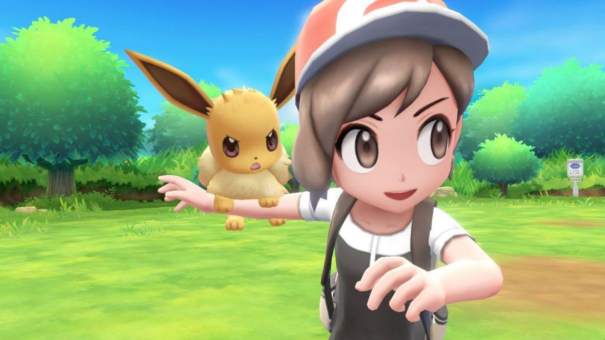 Pokemon Let's GO Pikachu i Let's GO Eevee oficjalnie. Wszystko, co musisz wiedzieć o nowej grze na Switcha