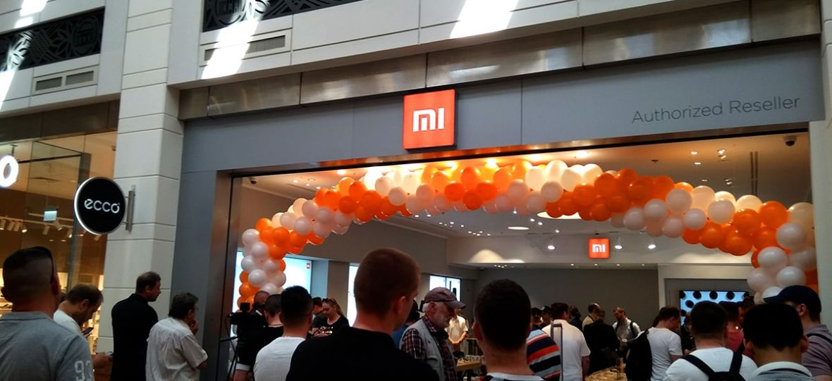 Byłam na otwarciu pierwszego salonu Xiaomi w Warszawie. Tym razem nikt nie spał w łazience