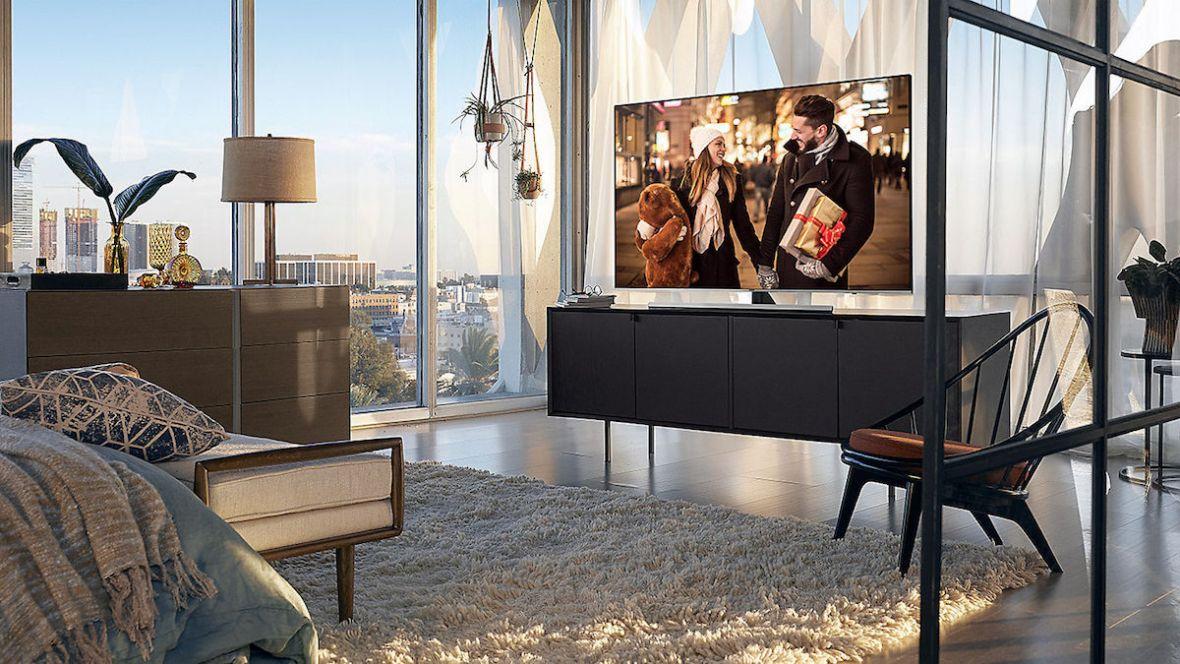 Spędziłem majówkę z telewizorem Samsunga 4K UHD z nowej kolekcji. Pozamiatane, nie wrócę już do Full HD