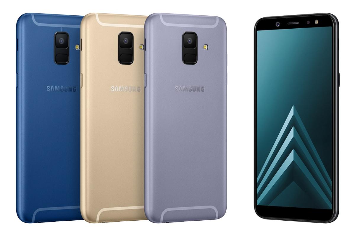 Samsung Galaxy A6 +