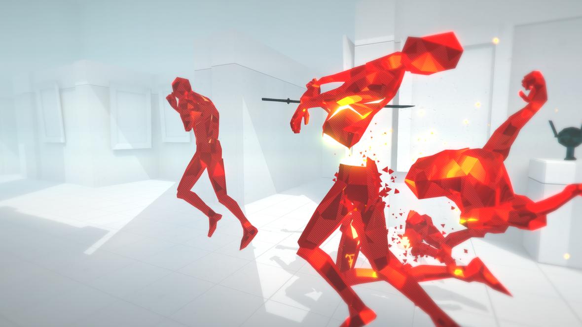 Sprawdzamy Mind Control Delete – samodzielny dodatek do polskiej gry SuperHOT