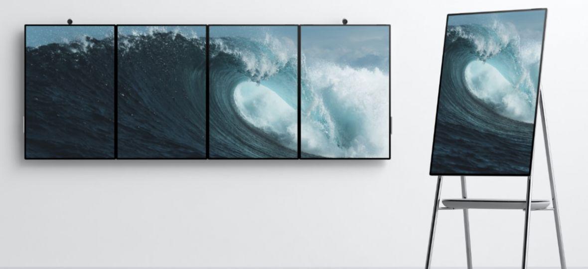 Nie wiem po co mi to, ale to chcę! Oto świetnie się zapowiadający Surface Hub 2