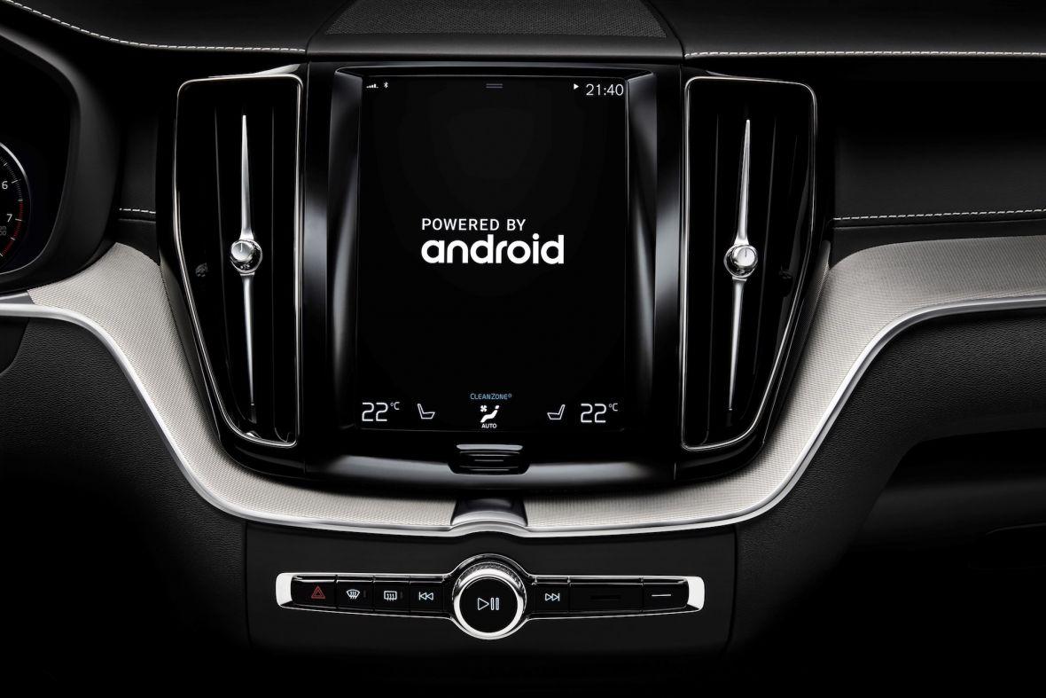Volvo stawia na Androida w swoich samochodach. Niedługo znajdziesz w nich Mapy Google i sklep Google Play