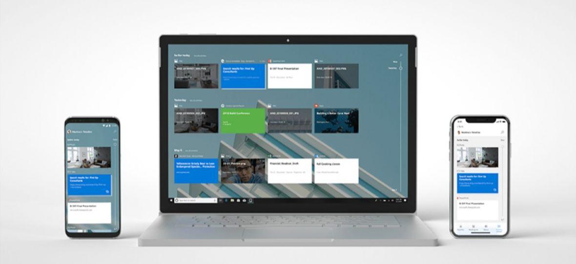 Aplikacja Your Phone dla Windowsa 10 scali komputer z urządzeniami z iOS-em i Androidem