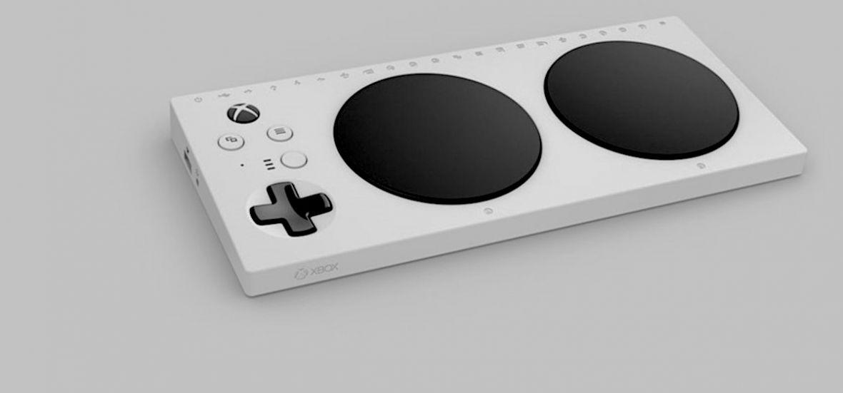 Brawo Microsoft. Xbox One dostanie oficjalny kontroler dla niepełnosprawnych graczy