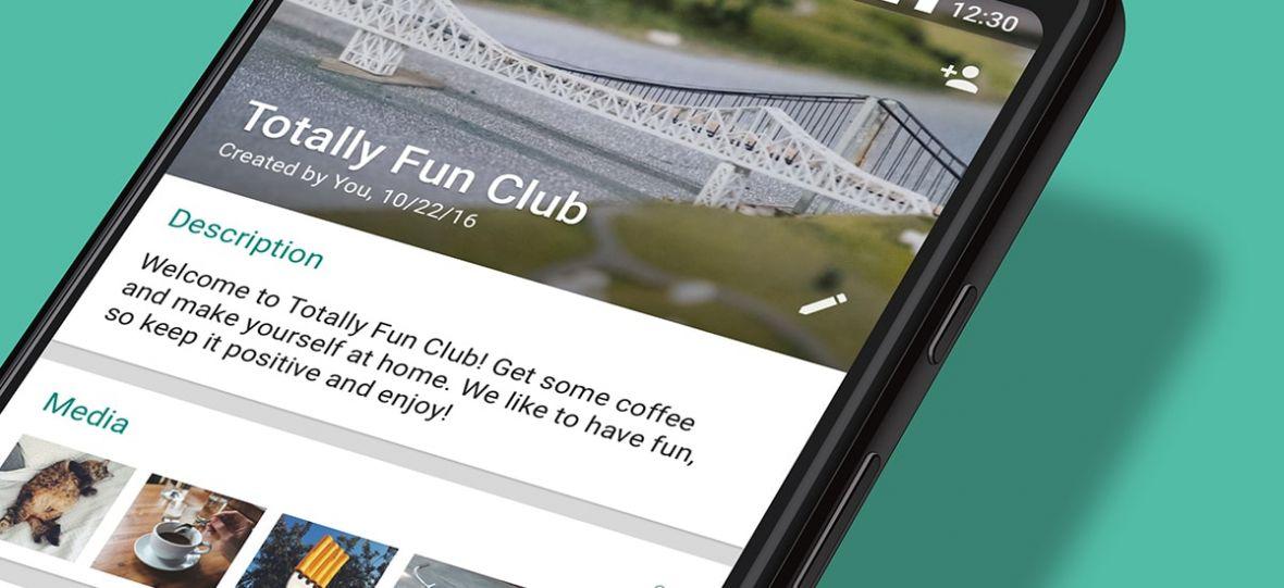 Grupy w WhatsAppie będą teraz podobne do tych na Facebooku. Właśnie dodano sporo nowych funkcji