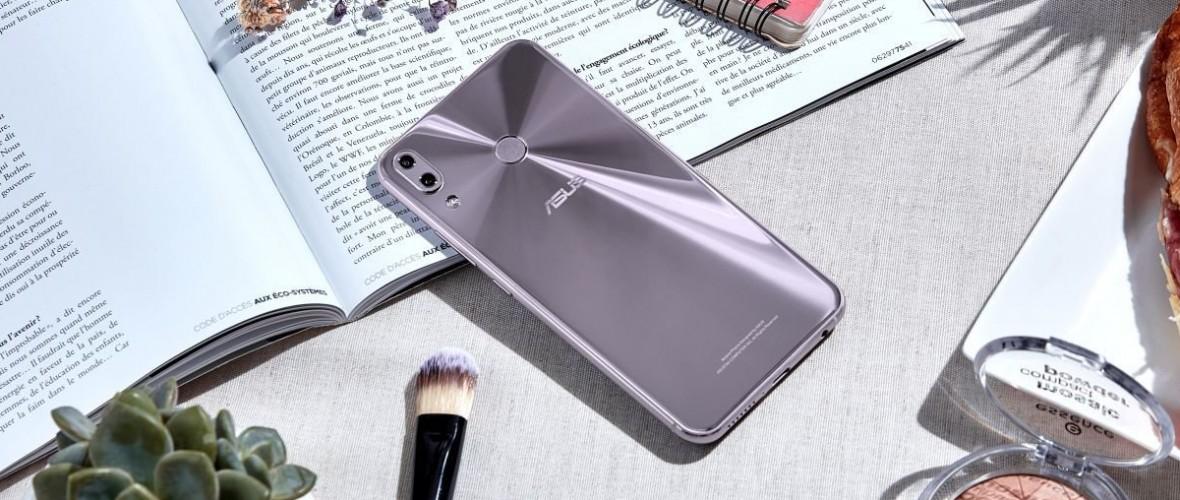 Asus ZenFone 5Z nie ustępuje sztandarowym smartfonom, tymczasem kosztuje znacznie mniej