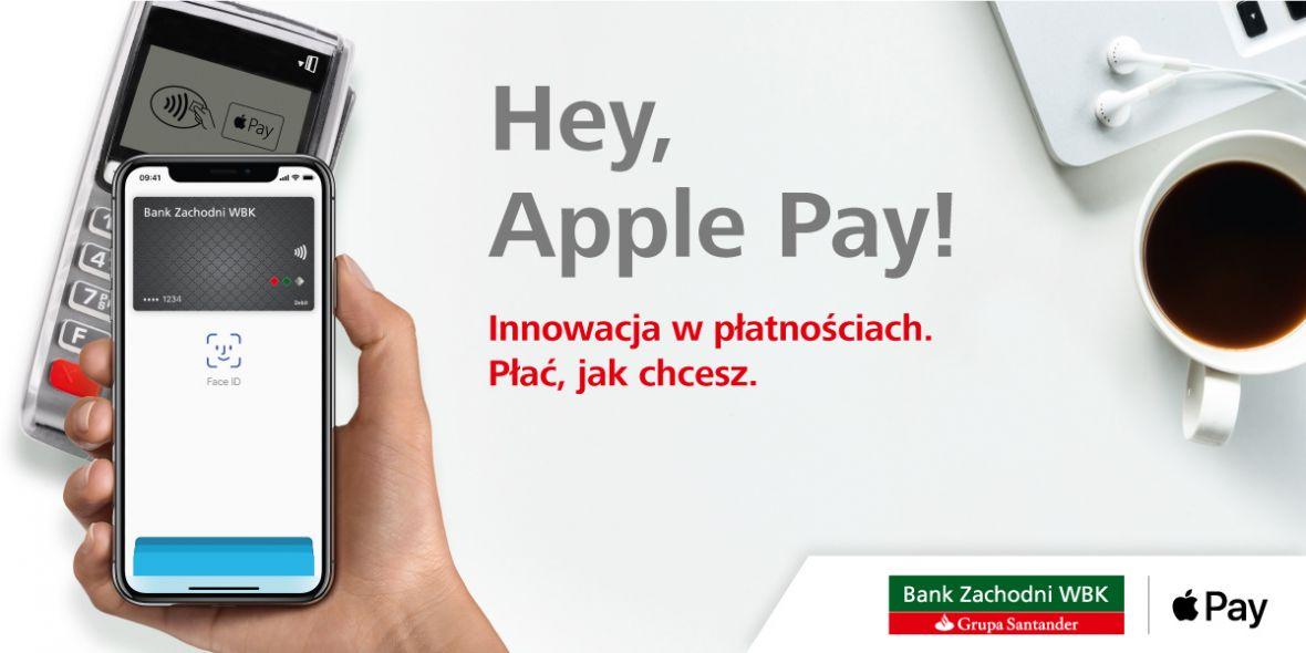 Mój bank wie, co dobre. Zapłaciłem już iPhone'em. Jeszcze tylko zegarek