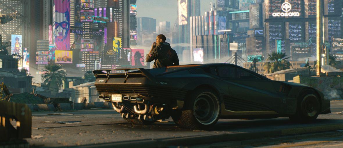 Cyberpunk 2077 to gra FPP, w której kupujesz nieruchomości i kradniesz samochody – nowe informacje