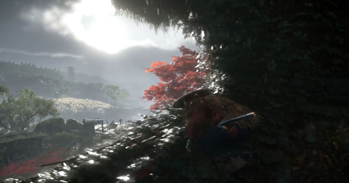 Przepiękna gra akcji o starożytnej Japonii tylko na PS4 – oto Ghost of Tsushima