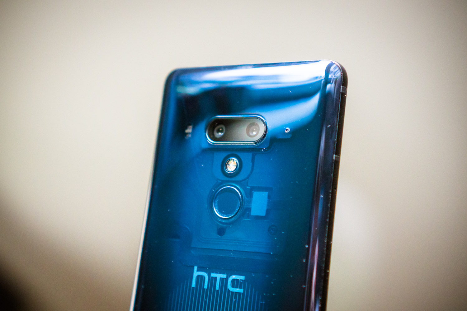 Soon the premiere of the HTC smartphone