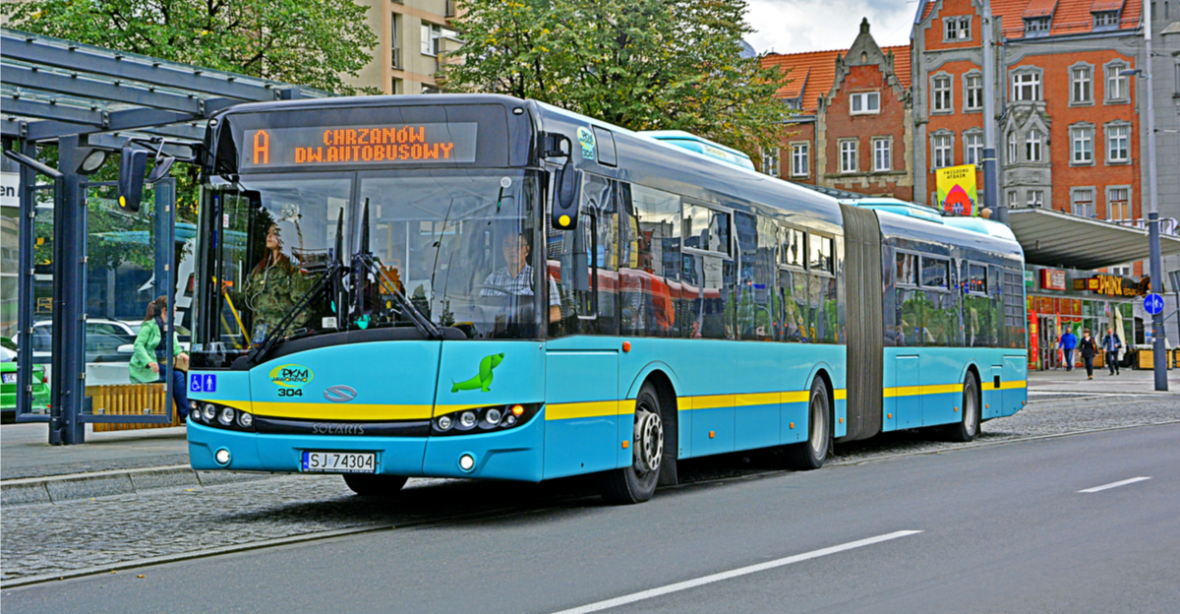 Jaworzno wspiera rewolucję komunikacyjną. W mieście testowane będą autonomiczne autobusy