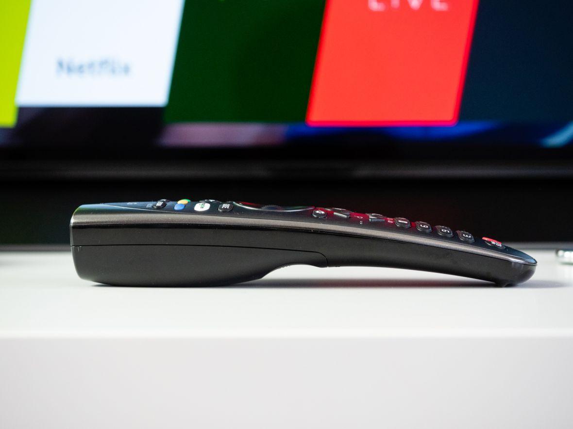 Wzorowy telewizor z wygodnym bajerem. LG OLED 55 B8 ThinQ – recenzja