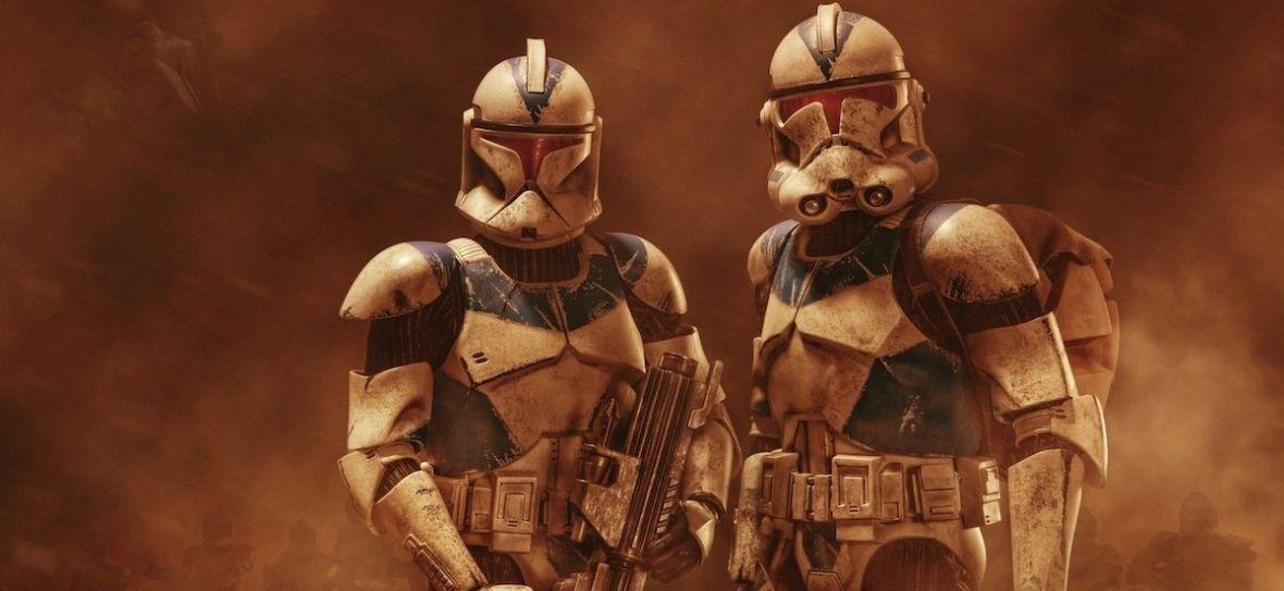 Tego domagali się fani Gwiezdnych wojen. Wojny klonów zmierzają do Star Wars Battlefront 2