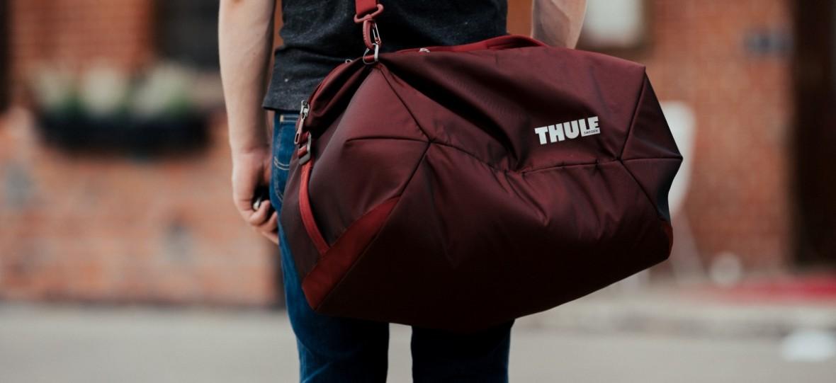 To tylko torba, ale drugiej takiej nie znajdziesz. Thule Subterra Duffel – recenzja