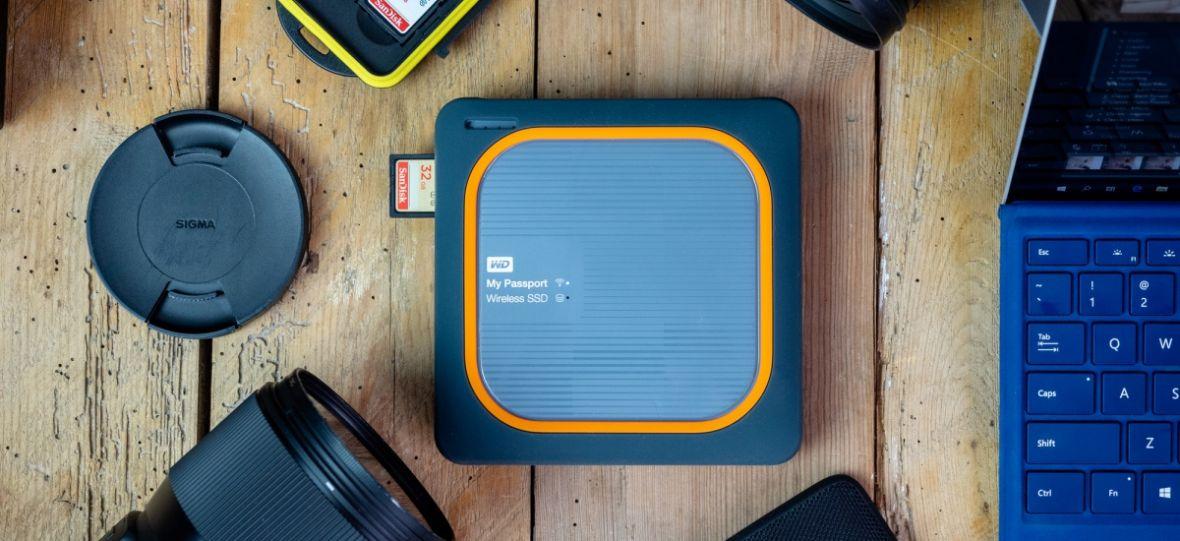 Kopia zapasowa w terenie i szybki magazyn danych w jednym. WD MyPassport Wireless SSD – recenzja