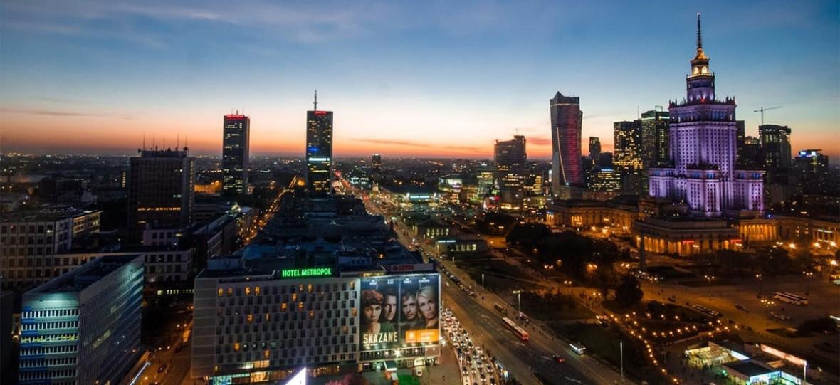 Warszawa kusi tuzy świata finansów. American Express ma tu zatrudnić setki osób. Albo nawet tysiące