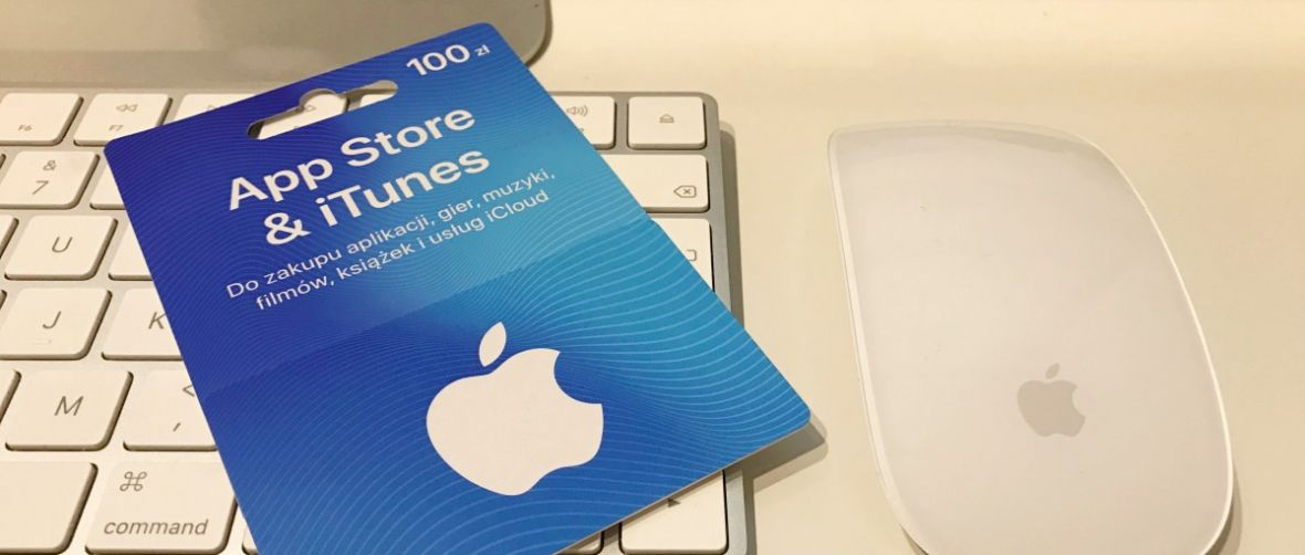 Karty Podarunkowe Apple Do App Store I Itunes Jak Z Nich Korzystac