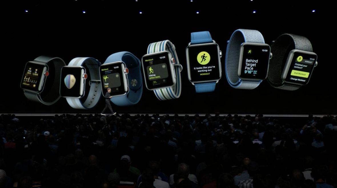 Apple Watch zmieni się dzięki watchOS 5 w walkie-talkie. To tylko jedna z nowości