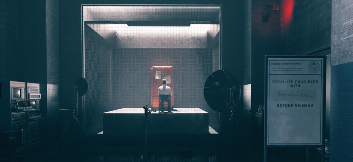 Twórcy Alana Wake'a prezentują Control. Będzie tajemniczo i paranormalnie