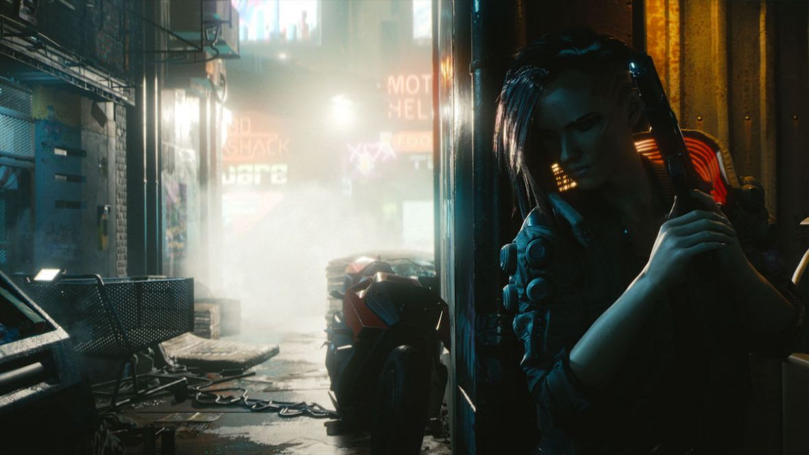 Widziałem już Cyberpunka 2077 w akcji i mówię, jak jest. Porównania do GTA to strzał kulą w płot