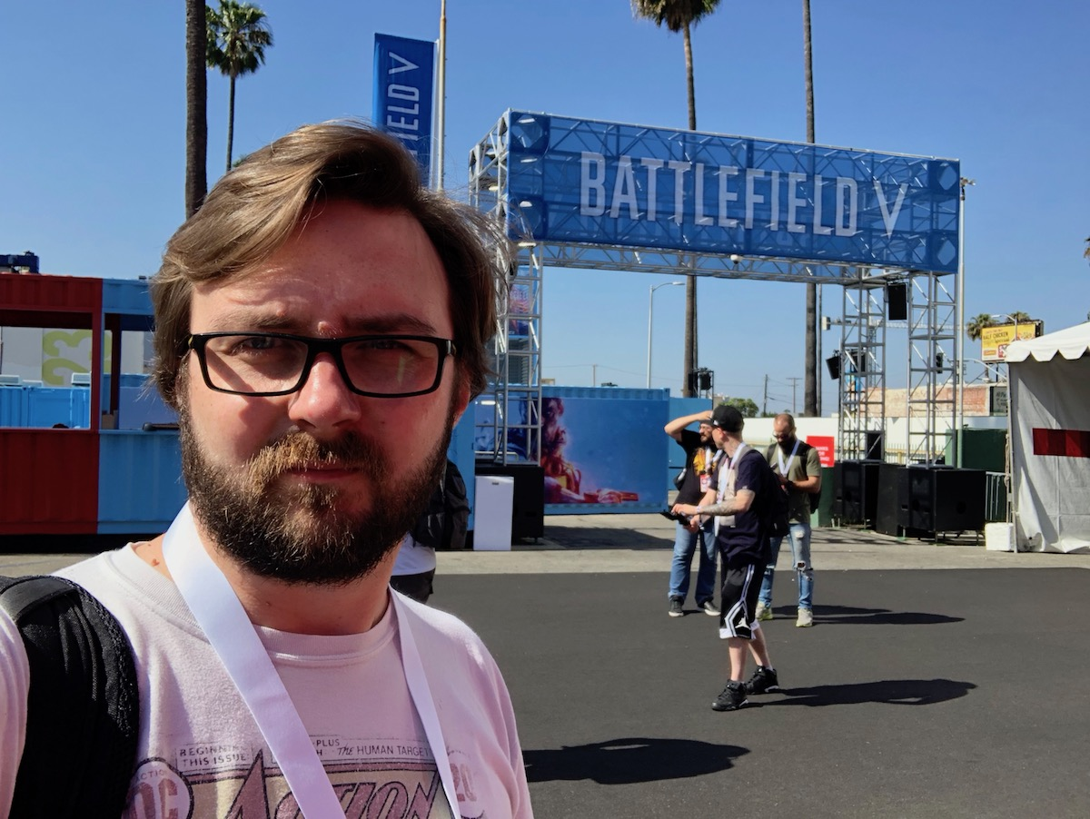 ea play 2018 battlefield v opinie