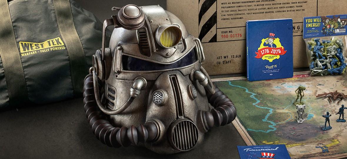 Fani postapokalipsy, szykujcie portfele. Edycja kolekcjonerska Fallouta 76 wjechała do polskich sklepów