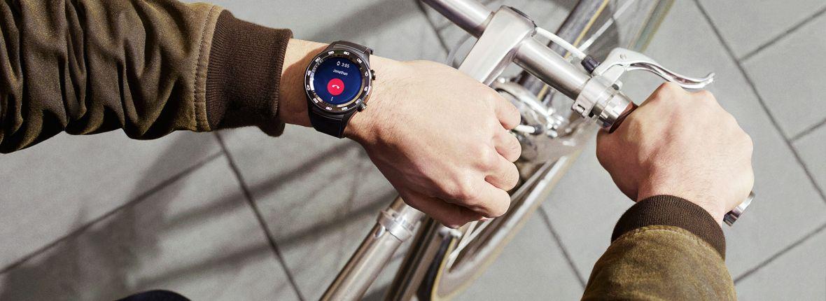 Huawei Watch 2 2018 już jest i obsługuje eSIM