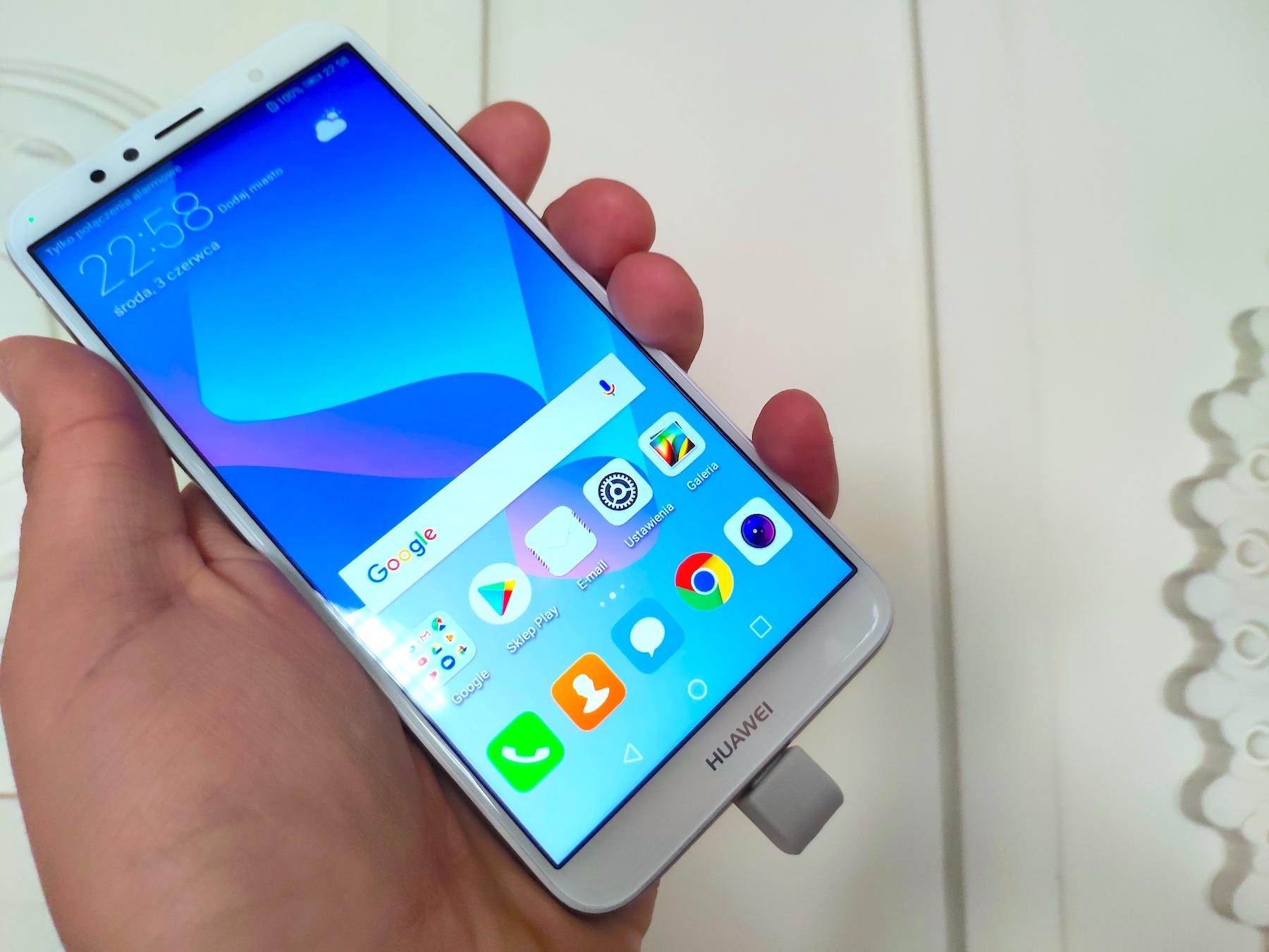 Huawei Y6 – solidny telefon dla oszczędnego, lubiącego muzykę klienta