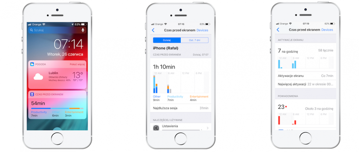 Zainstalowaliśmy publiczną betę iOS 12. Oto 5 najciekawszych funkcji