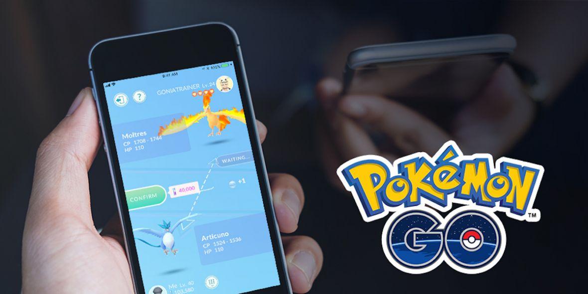 Niantic wprowadza system wymian do Pokemon GO i zachęca do zabawy ze znajomymi