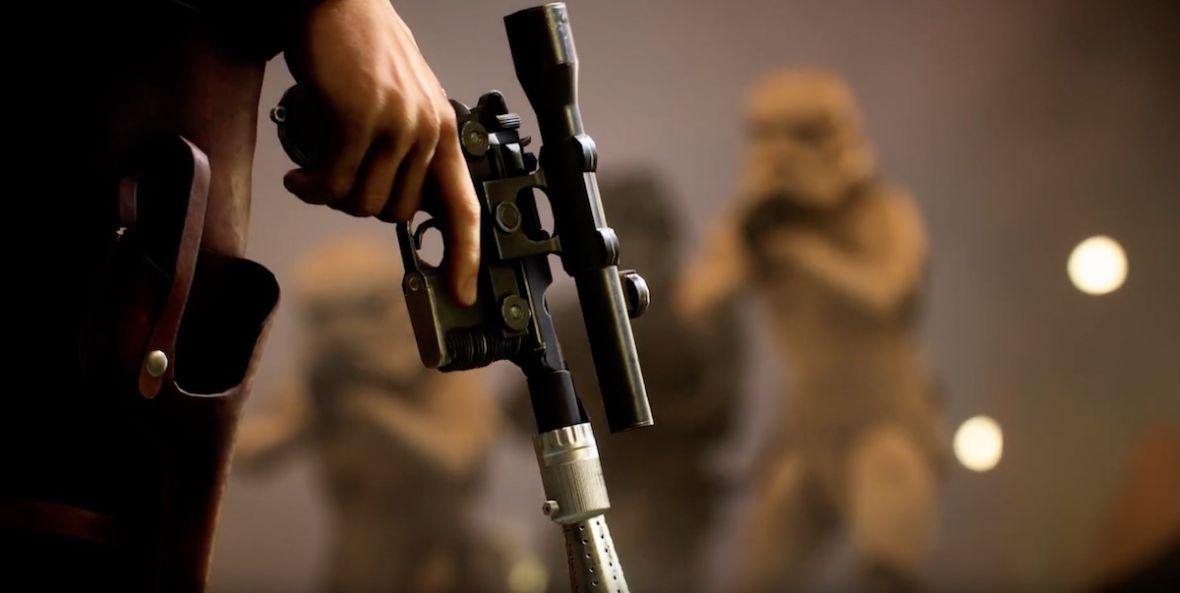 Sezon na Hana Solo w Star Wars Battlefront 2 to nie tylko nowa mapa – przegląd nowości