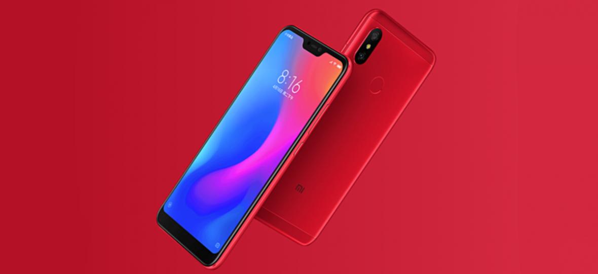 Xiaomi szaleje z premierami. Wkrótce do sprzedaży trafi Xiaomi Redmi 6 Pro i klon iPada mini