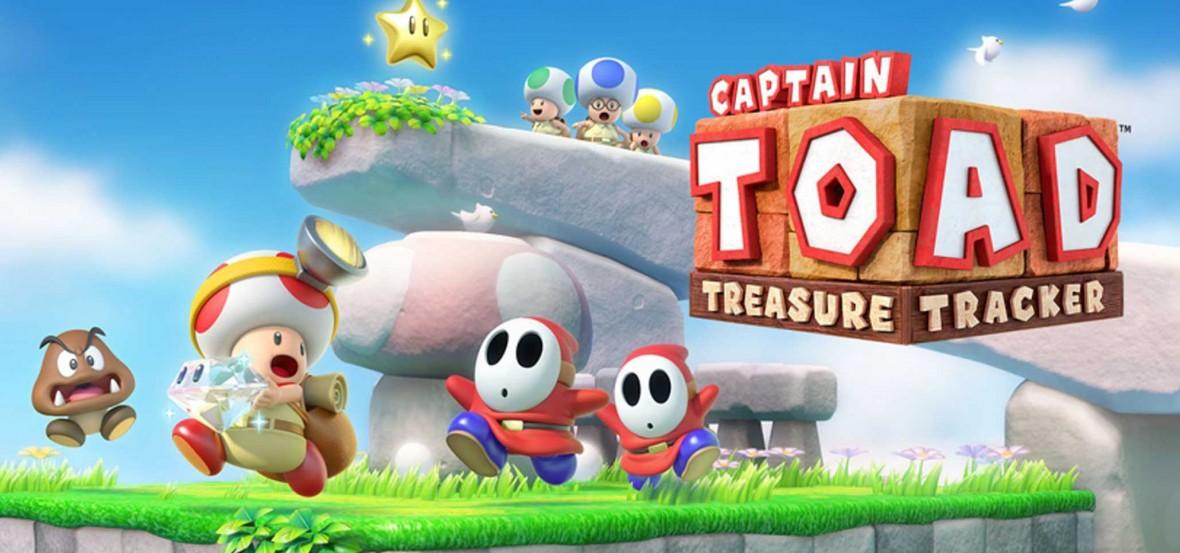 U Nintendo po staremu. Recenzja Captain Toad: Treasure Tracker