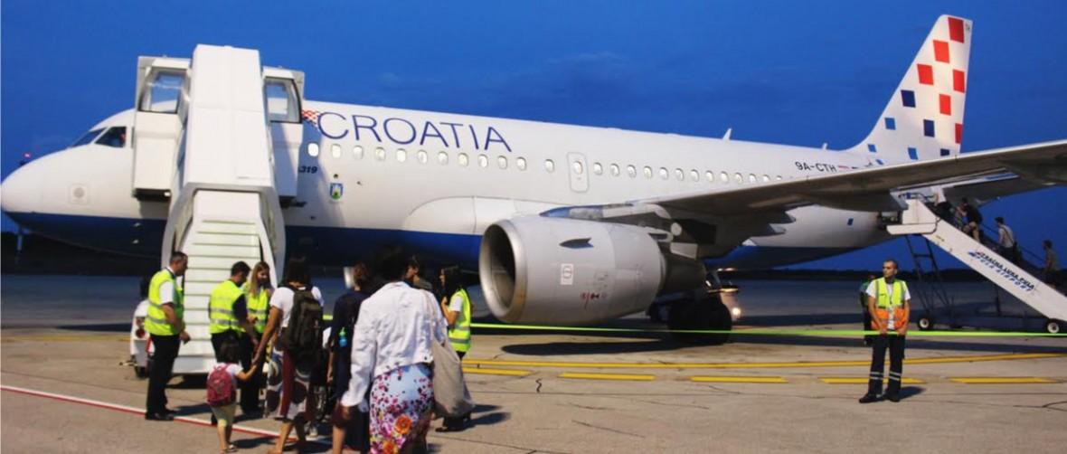 Chorwaci chcą ratować linie Croatia Airlines i zapraszają do rozmów polski LOT