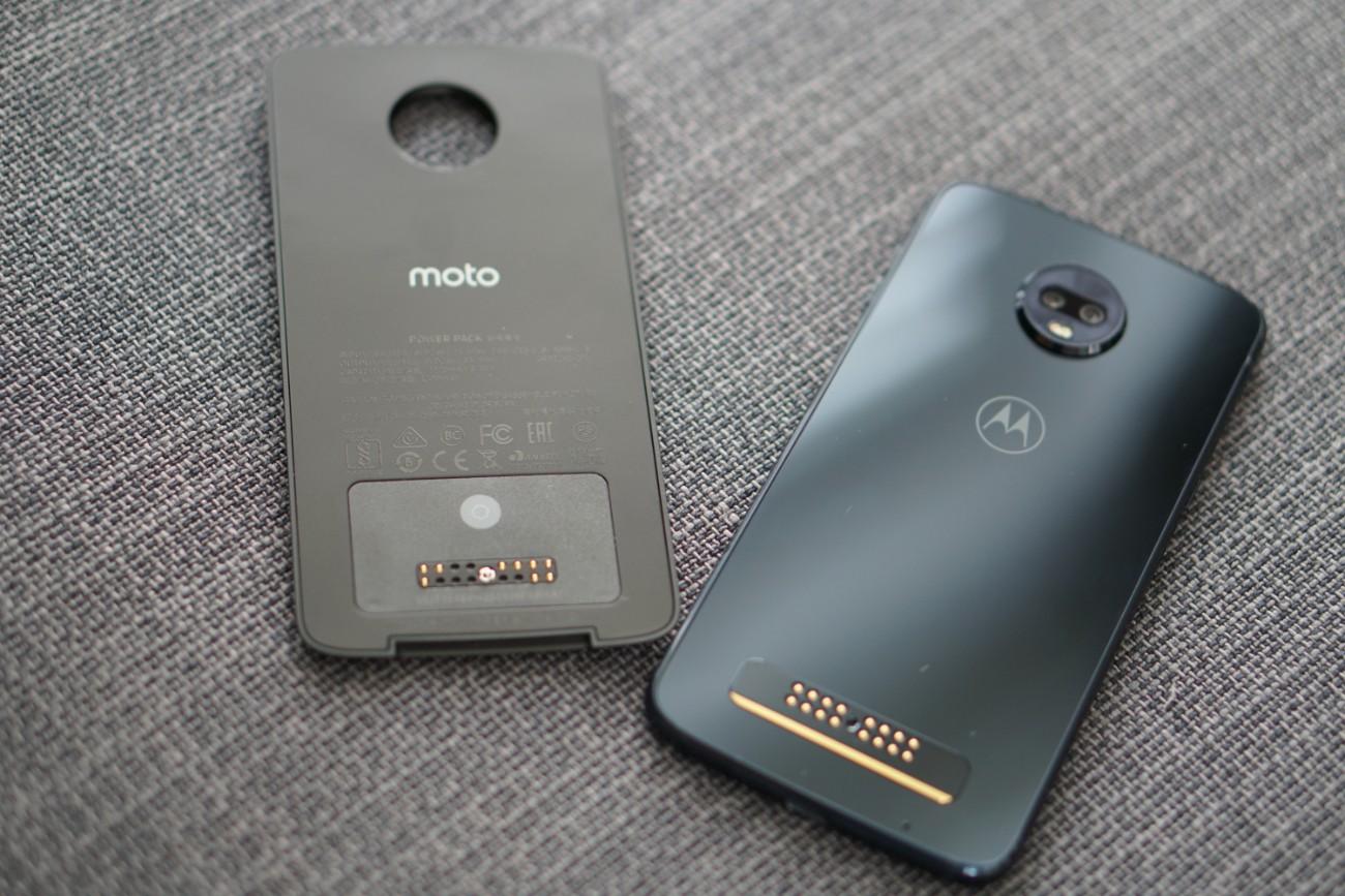 Motorola Moto Z3 Play Moto Mods