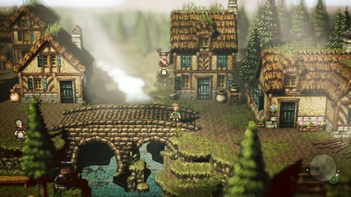Zderzenie nowoczesnego Unreal Engine z klasycznymi grami jRPG. Octopath Traveler – recenzja