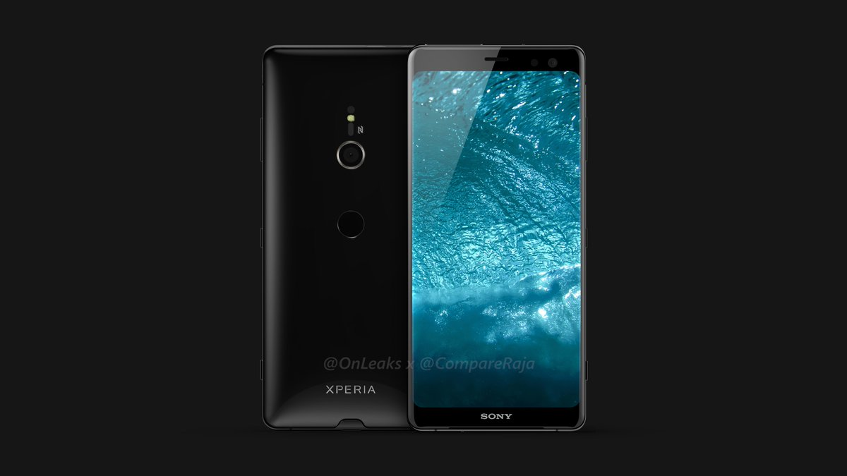smartfon sony xperia xz3