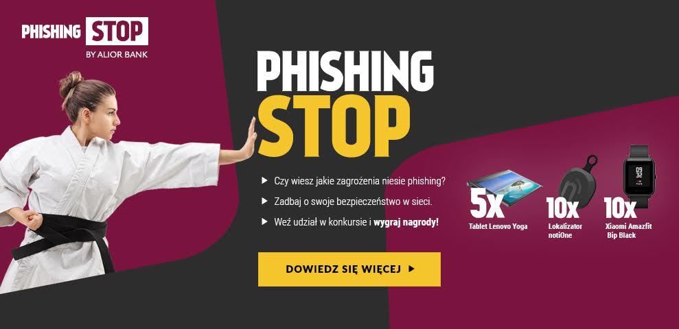 Rusza nowy konkurs Alior Banku. Do wygrania tablety, smartwatche i lokalizatory