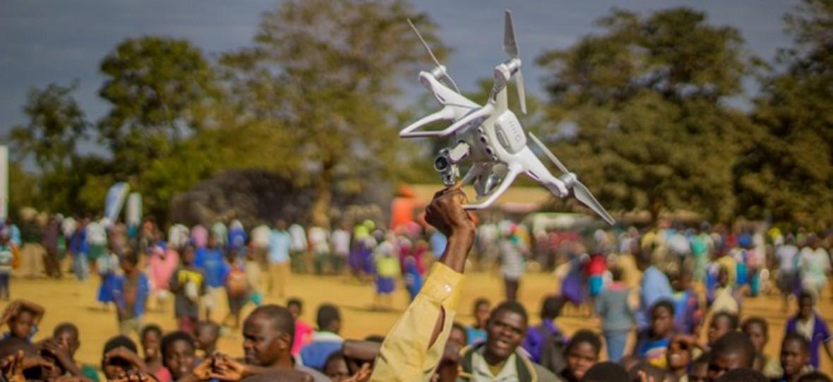 Komary kontra drony – taka wojna trwa właśnie w Afryce