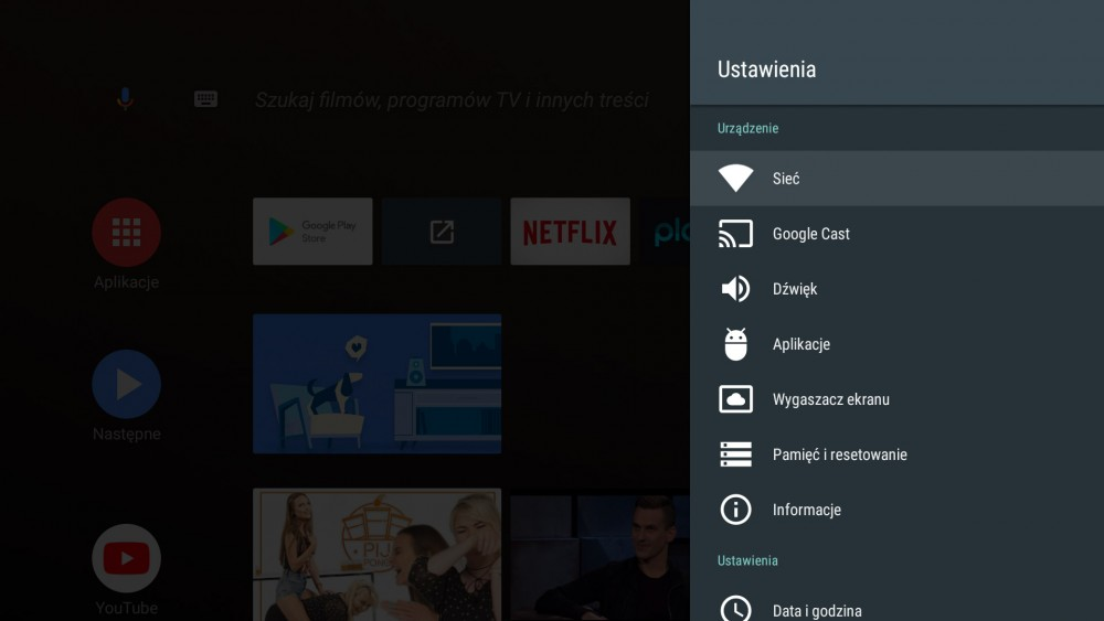 FLIX TV BOX recenzja, konkurent Xiaomi Mi Box