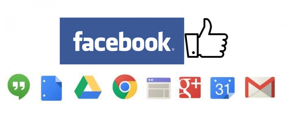 Pracownicy Facebooka przeproszą się z Google. W końcu produktywność jest najważniejsza