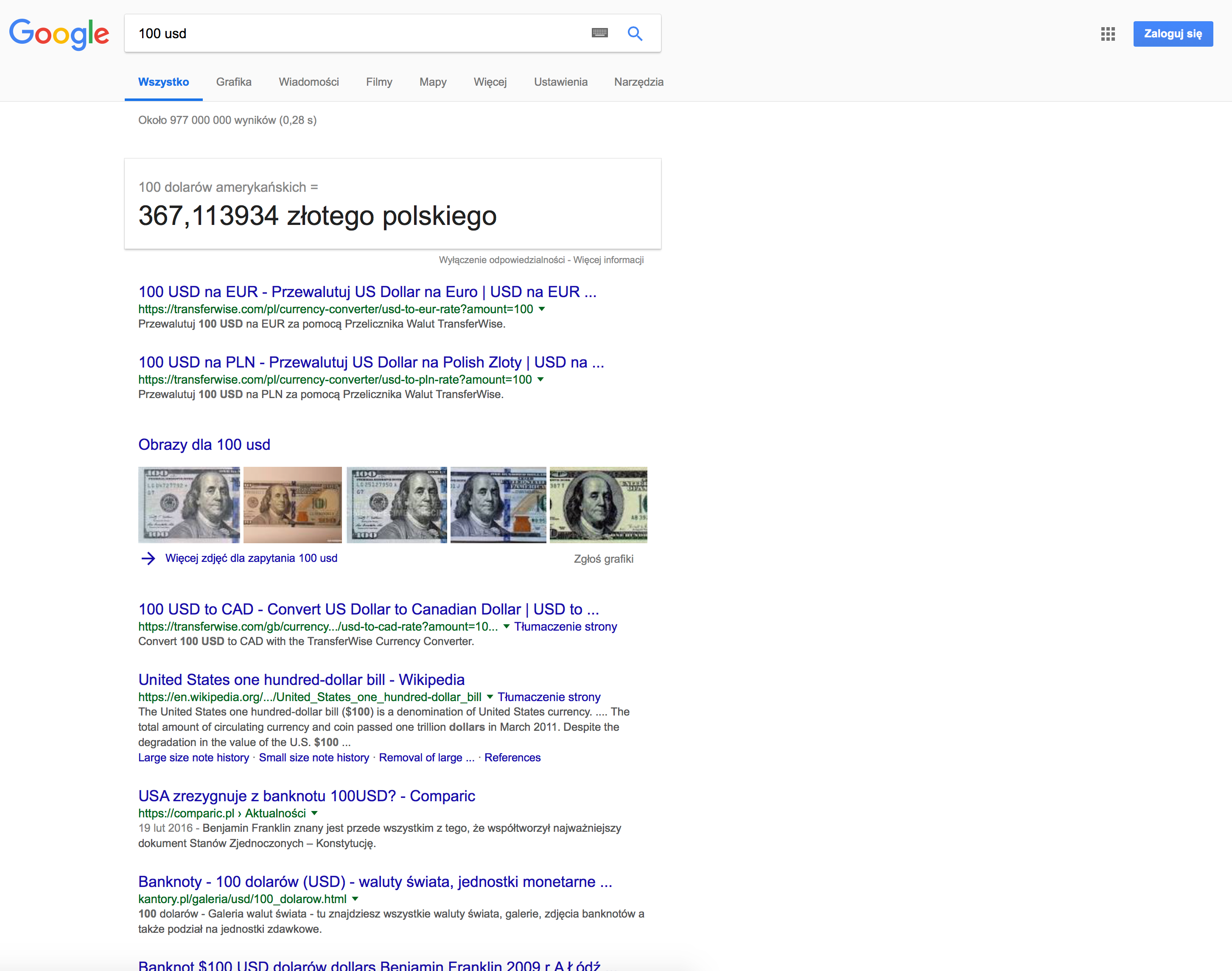Alternatywa dla wyszukiwarki Google: DuckDuckGo, Bing i Yahoo - test