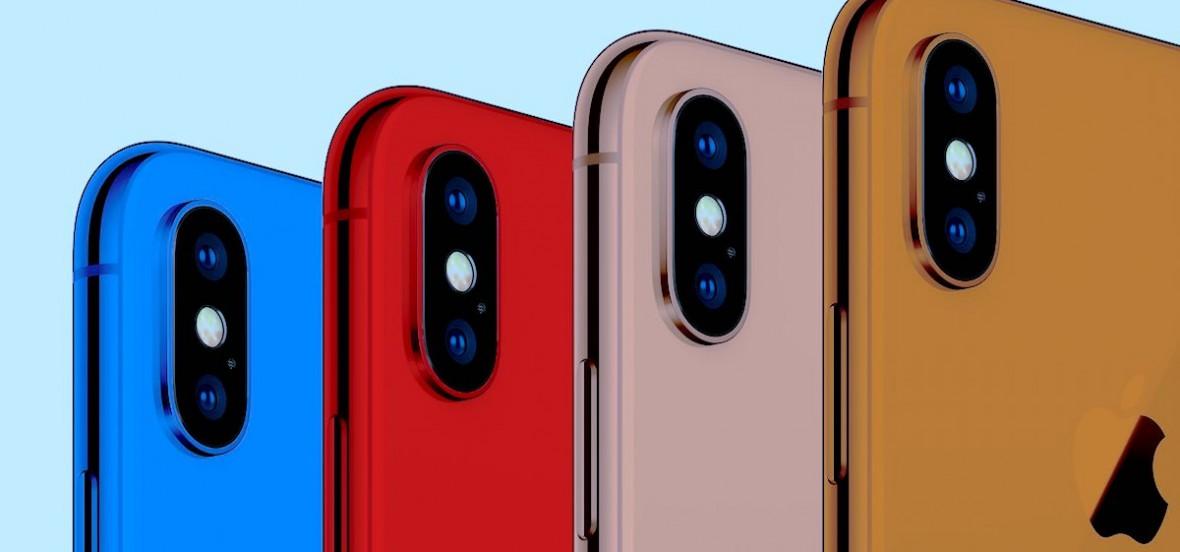 Apple dokona barwnego desantu. Nowe iPhone'y zadebiutują w wielu kolorach, wliczając pomarańczowy